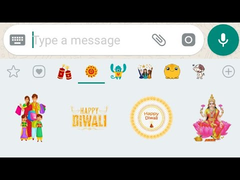 How to Use WhatsApp Stickers for Diwali to Wish Your Friends and Family