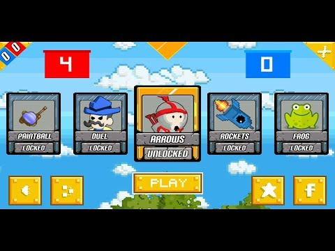 12 MiniBattles - Two Players (by Shared Dreams Studios) - arcade game for Android - gameplay.