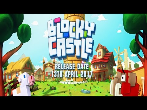Blocky Castle [Android/iOS] Gameplay ᴴᴰ