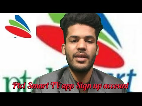 How to Create Ptcl Smart TV app Sign up Account for mobile