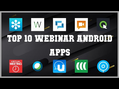 Top 10 Webinar Android App | Review