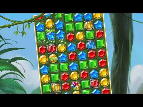 video review of Witch Gem Blast: Magic Jewel Match 3 Puzzle