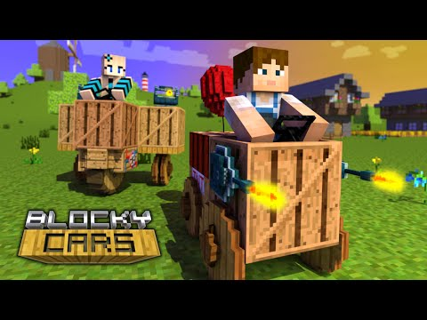 Blocky Cars Android Gameplay (HD)