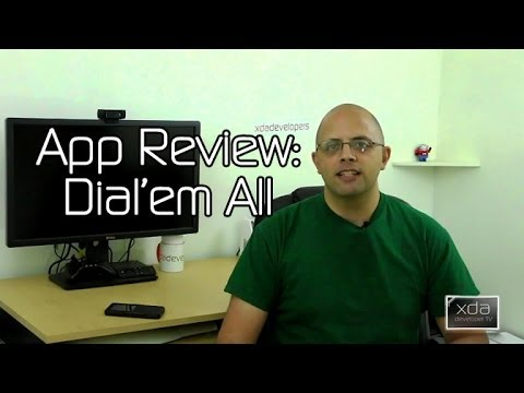 Dial Me Maybe -- Android App Review