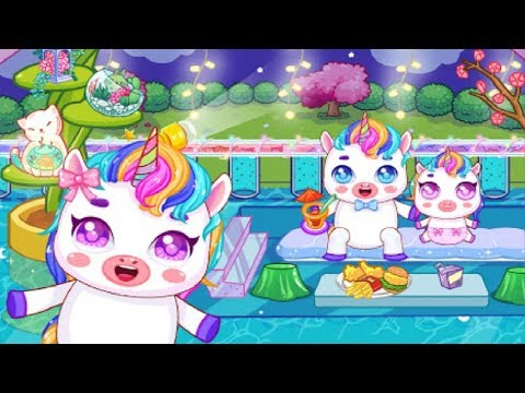 Mini Town: Unicorn Home 2020 Game For Kids - Android GamePlay FHD