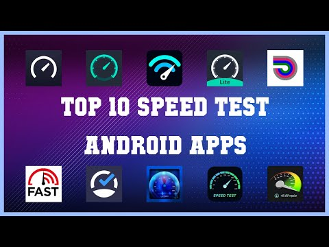 Top 10 Speed test Android App | Review