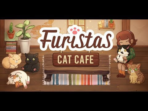 video review of Furistas Cat Cafe
