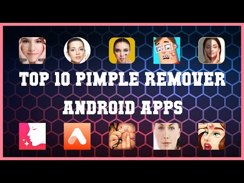 Top 10 Pimple Remover Android App | Review