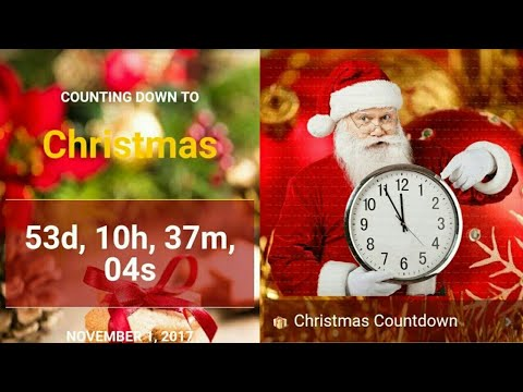 Christmas Countdown App A Must Have Free Download