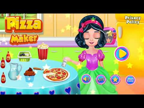 Cooking Pizza Maker Kitchen || New Android Games || @Creative Bee