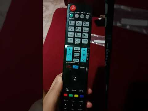 Remote for LG Smart TV