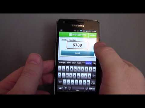 PayByPhone Android App Review
