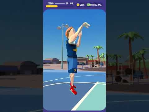 video review of Basketball Legends Tycoon