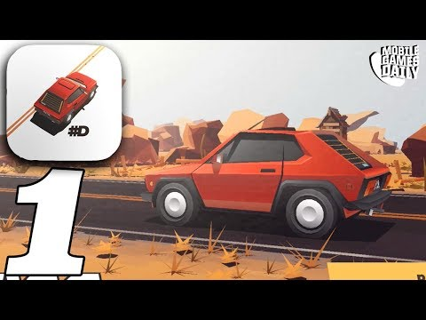 #DRIVE Gameplay Part 1 - Dry Crumbs Level (iOS Android)