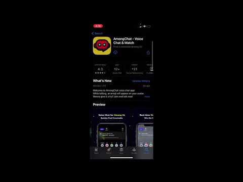 App review( among chat)