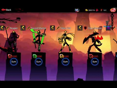 League of Stickman 2 Online Fighting RPG E18 Best Android Gameplay FHD