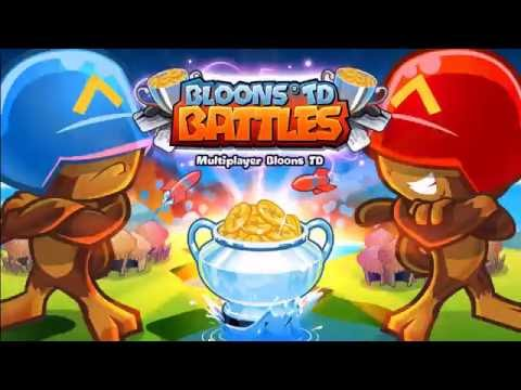 video review of Bloons TD Battles