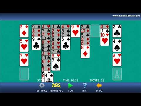 FreeCell Solitaire Classic by Card Game Classics - free Android app