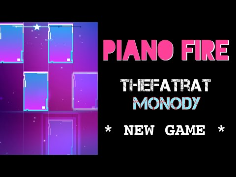 *NEW GAME* | Monody | Piano Fire | Panthera Plays | Road to 10K