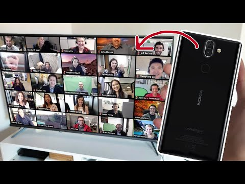How to Connect Phone to Smart TV for Zoom (Free)