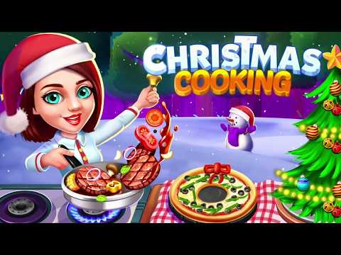 video review of Christmas Cooking
