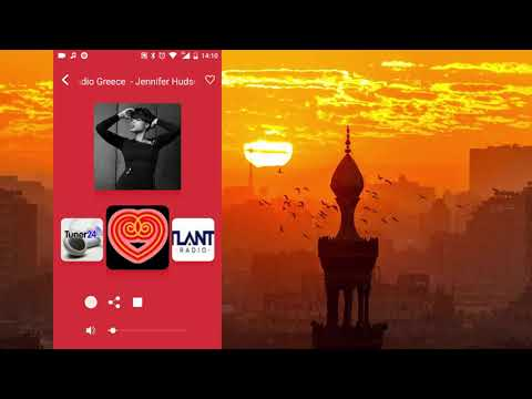 Egyptian Radio Live (online mobile application for android) /راديو مصر لايف