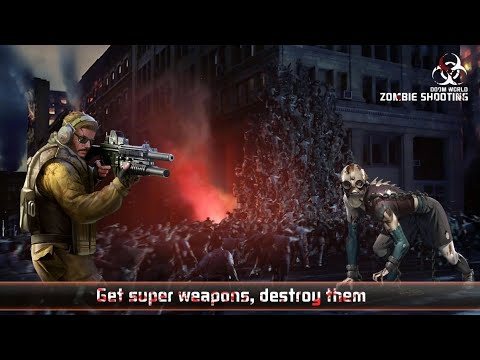 zombie comando shooting:offline fps military-games - Android / iOS Gameplay