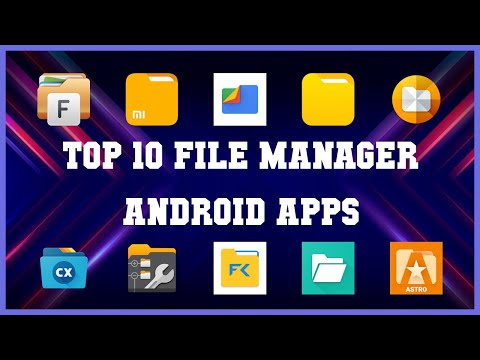 Top 10 File Manager Android App | Review