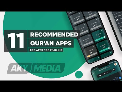 11 Recommended Qur'an Apps | Top Apps For Muslims