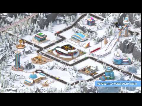 video review of Ski Jump Mania 3