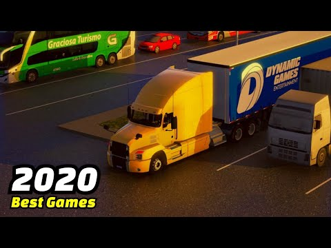 TOP 8 BEST Truck Simulator For ANDROID and/or IOS 2020