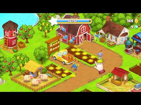 video review of Farm Town