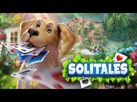 Solitales: Gardening Solitaire (by Ten Square Games S.A.) IOS Gameplay Video (HD)
