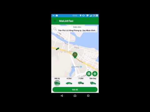 MaiLinh Taxi App Android