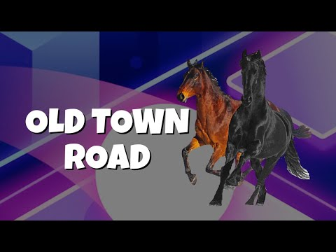 Lil Nas X - Old Town Road | Beat Tiles | Endless Mode (RECORD 804)
