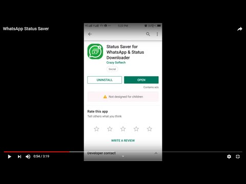 How To Download Image, Video and GIF Using Status Saver for WhatsApp & Status Downloader