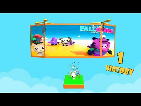Knockout Fall Guys Royale 3D: Human Knock Over (Glog Studio) Qualified gameplay walk through 4