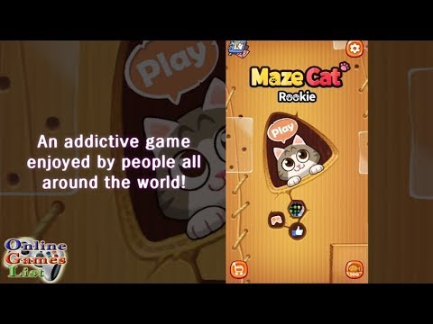 Maze Cat - Rookie Android Gameplay HD