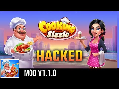 Cooking Sizzle: Master Chef Hack/Mod v1.1.0 || How to hack Cooking Sizzle: Master Chef (NO ROOT)