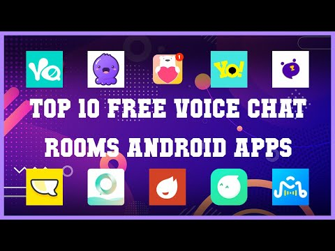 Top 10 Free Voice Chat Rooms Android App | Review