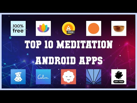 Top 10 Meditation Android App | Review
