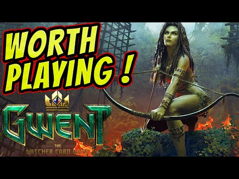 GWENT : First Impressions