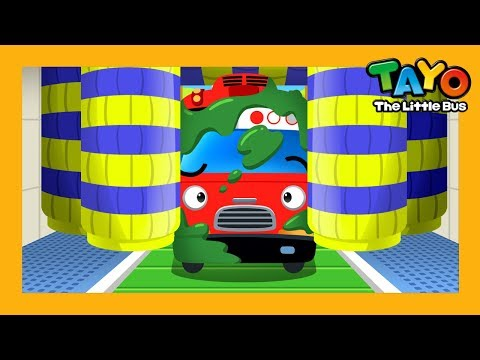 Tayo Learn Good Habits with Tayo Game l Tayo Habit Game l Tayo the Little Bus