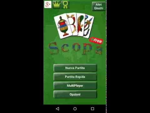 Scopa for Android