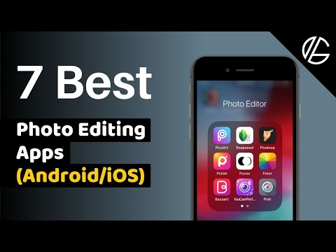 7 Best Free Photo Editing Apps for iPhone & Android (2020) 🔥🔥🔥