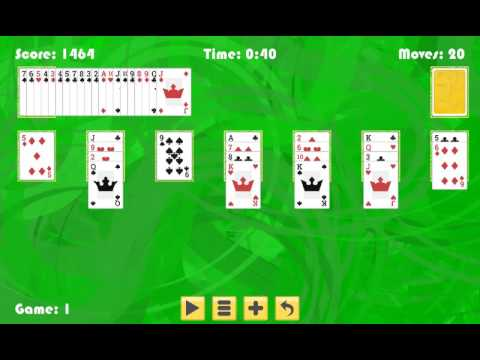 All In One Solitaire Android Gameplay By Dutka Games