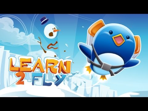 Learn 2 Fly [Android/iOS] Gameplay (HD)