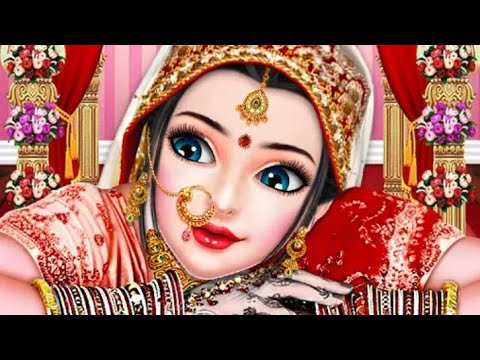 North Indian wedding Beauty Salon Game | Indian wedding Cermony Android Gameplay |New Indian wedding