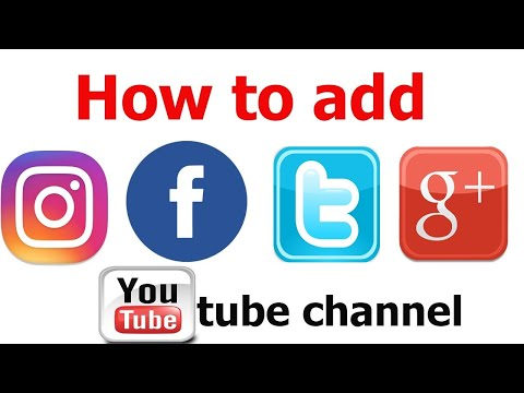 How To Link Your Facebook & Instagram with YouTube | World Info Center 2021 |