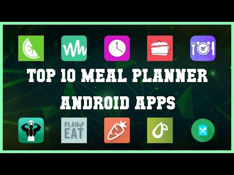Top 10 Meal Planner Android App | Review